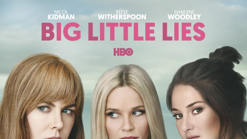 weekend 'couching' … with big little lies