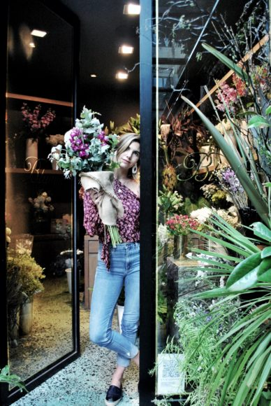 L I F E S T Y L E : If I Had a Flower Shop